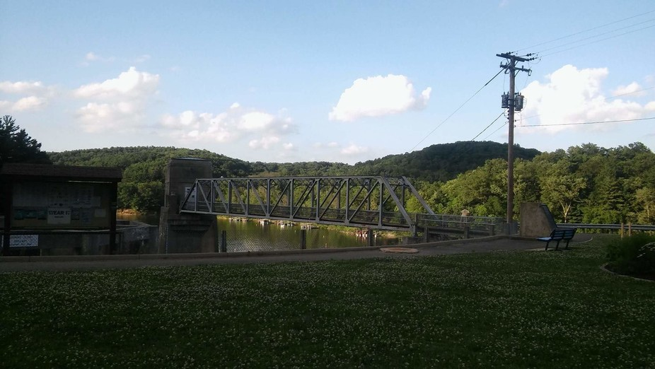 Bridge near Loudonville, Ohio