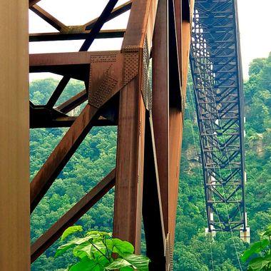 Overlook Bridge, WVA