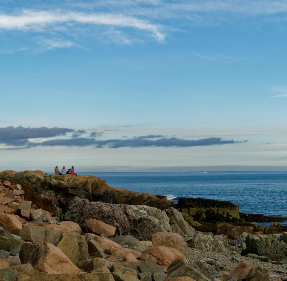 Enjoying Acadia National Park