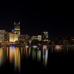 View of Downtown Pittsburgh from the North Shore.