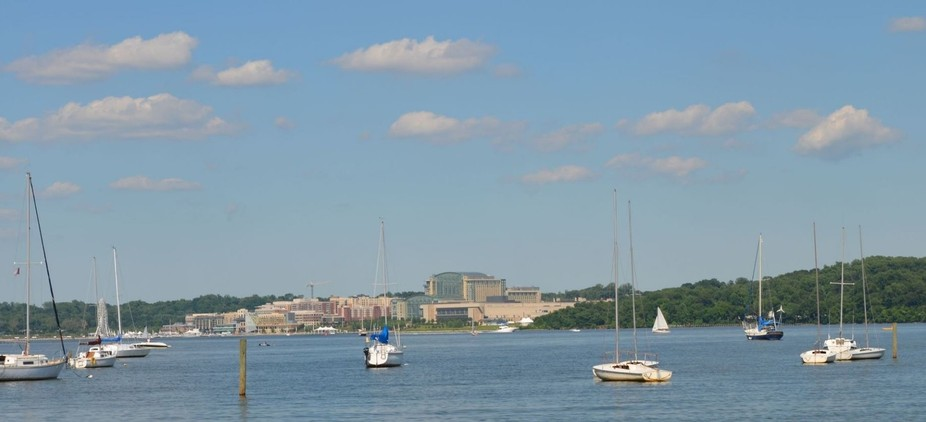 Potomac River - National Harbor, MD