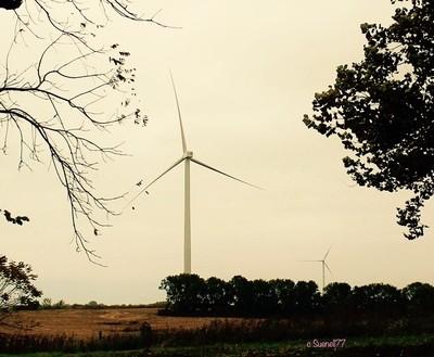 Turbine wars.