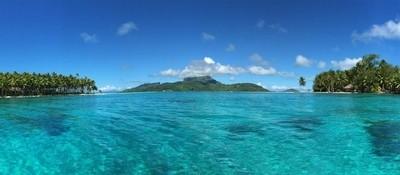 Bora Bora and Motu Tane
