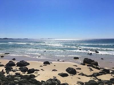 Kirra Beach Queensland