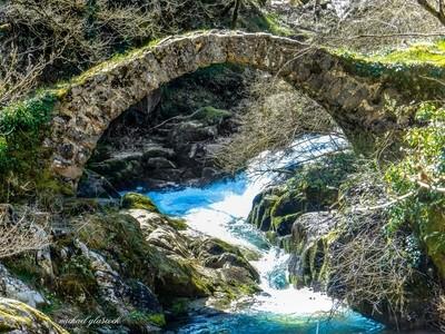 1000YRS Old Roman Bridge