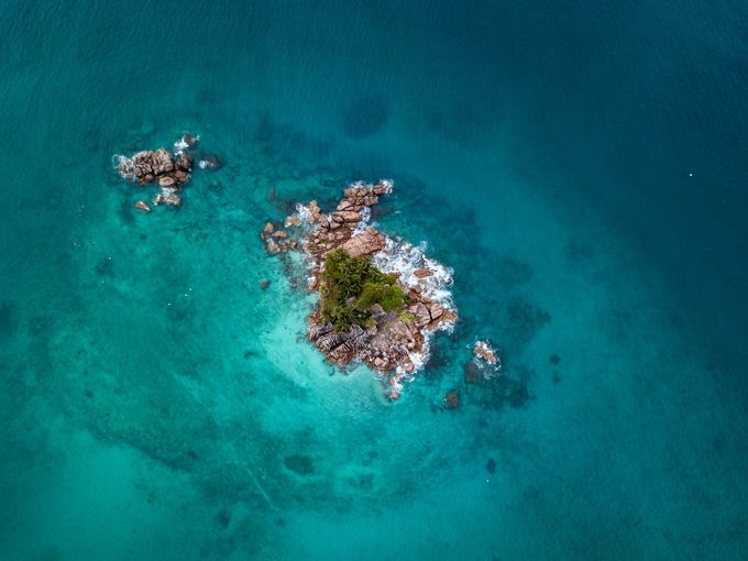 praslin island DJI_0599 by christophreiter - We Love The Summer Photo Contest