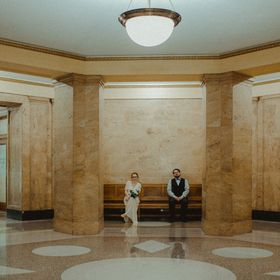 I photographed my first courthouse wedding a couple weeks ago and absolutely fell in love. Smart shooting and wonderfully shined floors helped ma...
