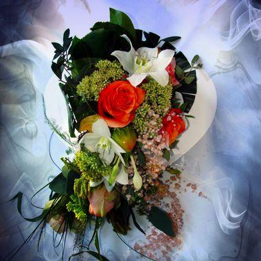 Wedding Bouquet manipulation.
