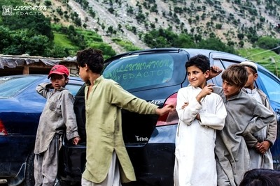 Children's of Jalkhad - Naran