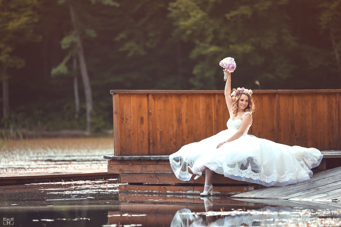 Here Comes The Bride Photo Contest Winners