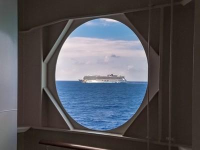 Cruise Through the Portal
