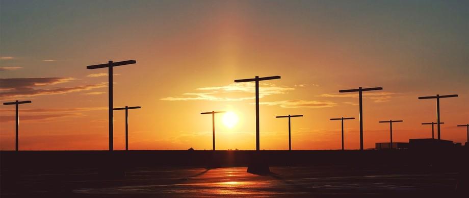Highcross Sunset 2560x1080