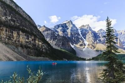 Moraine Lake, Banff, Alberta, CA