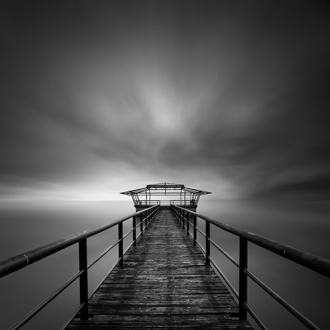 Roadway to Heaven by GeorgeDigalakis