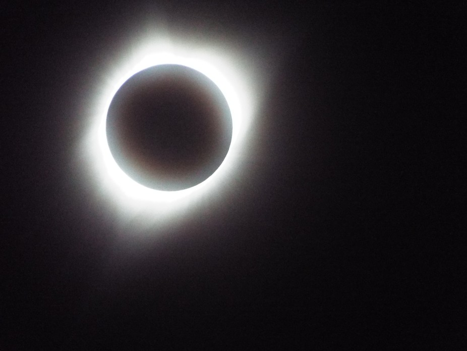 My shot of the 2017 Total Eclipse from Casper Wyoming. I am lucky enough to live in the path of t...