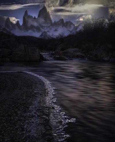 Chasing Light - Patagonia