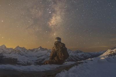Unter the stars