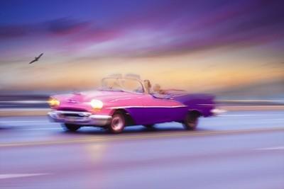 GoodBye Cuba....!Street Car..!!!