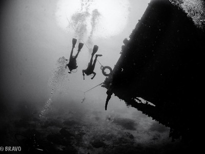 SS Coolidge wreck dive_2
