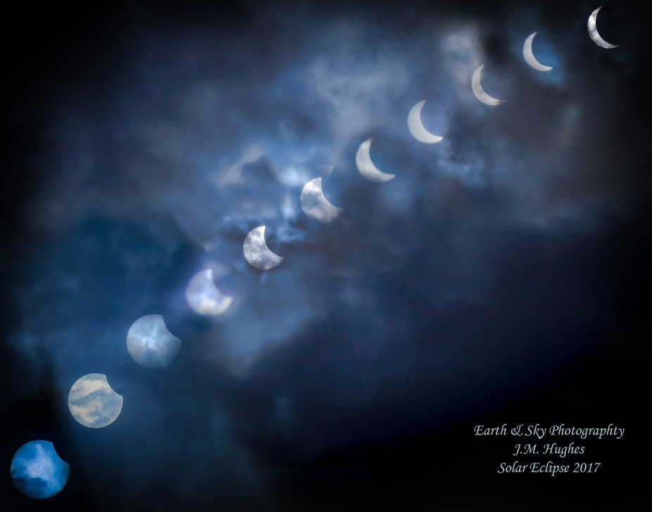 Solar Eclipse Compilation 2017
