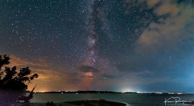 Eclipse Eve - Glendo Reservoir