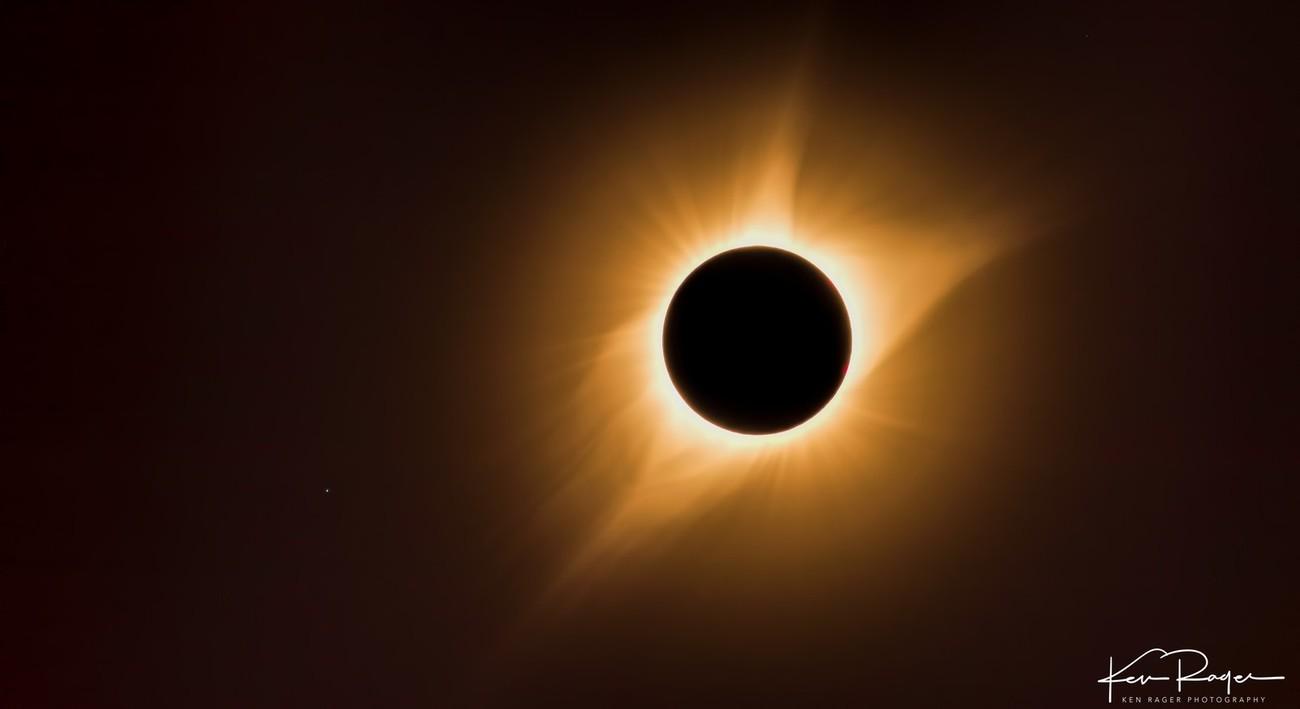 Warmer View - Eclipse 2017
