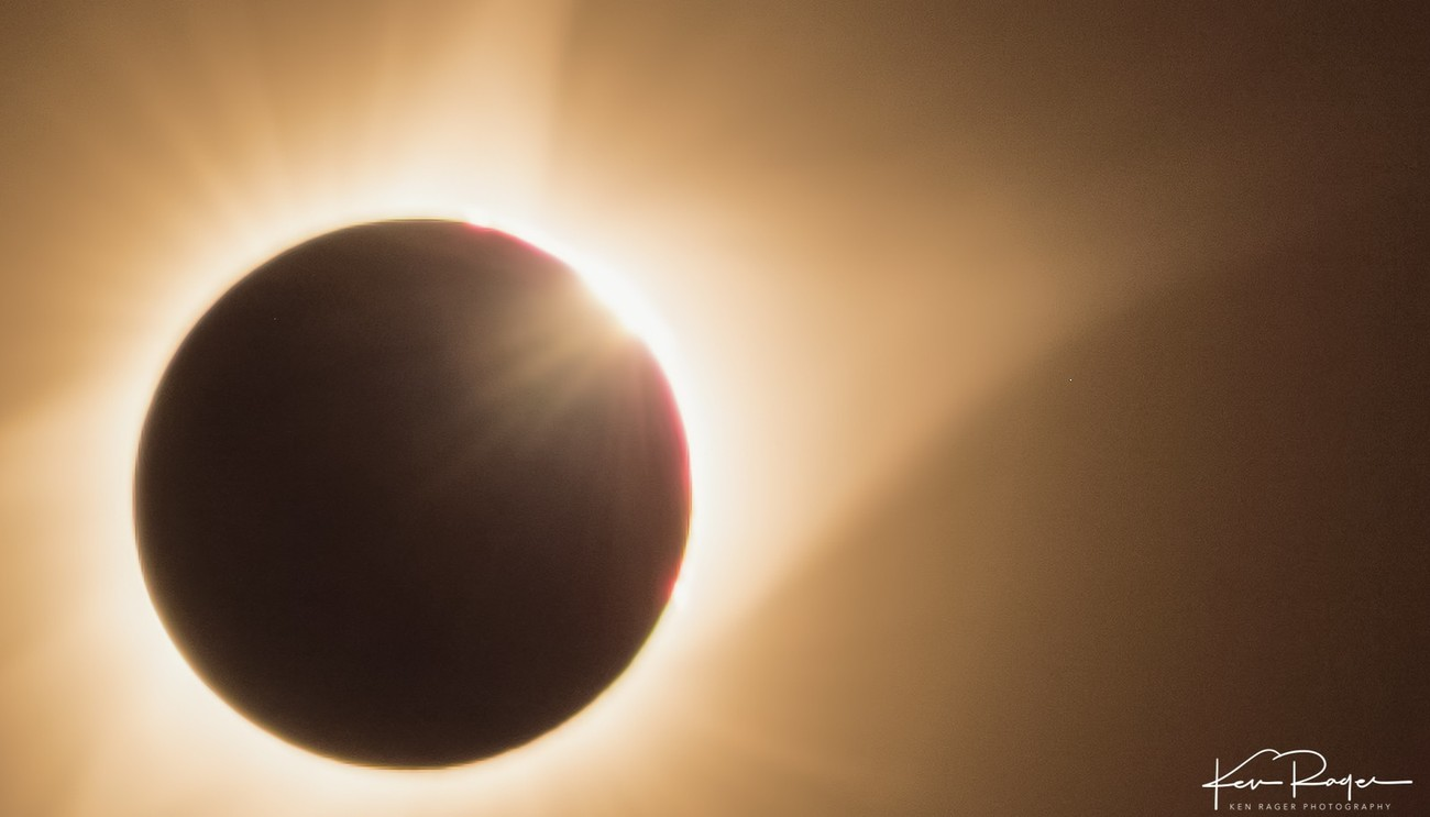 Close Up  - Eclipse 2017