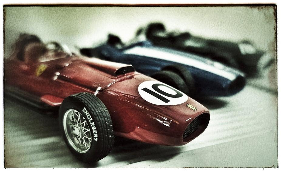 A toy race