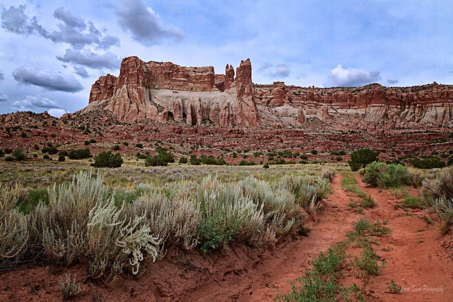 Zuni Pueblo, New Mexico - Sacred Mountain
