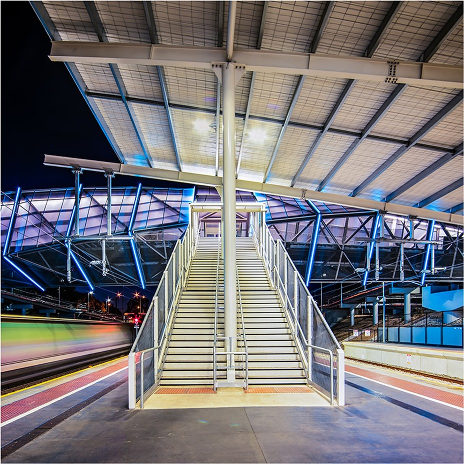 Showground station by emmafleetwood - Public Transport Hubs Photo Contest