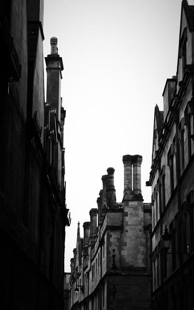 Brasenose Roofs