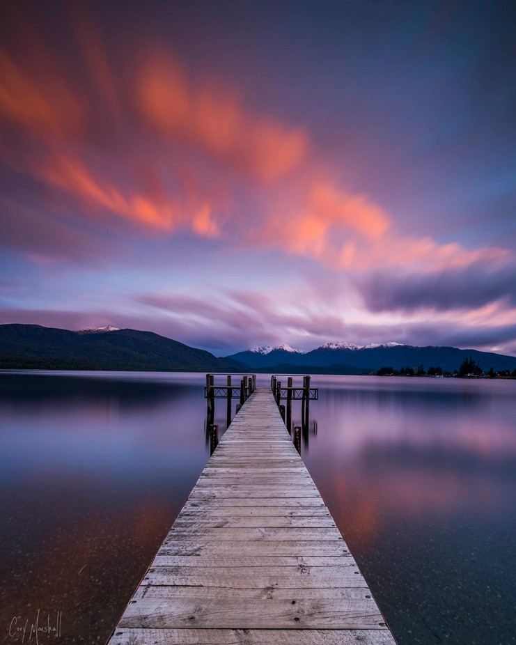 Te Anau by corymarshall - Promenades And Boardwalks Photo Contest