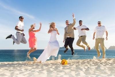 31, Cabo wedding