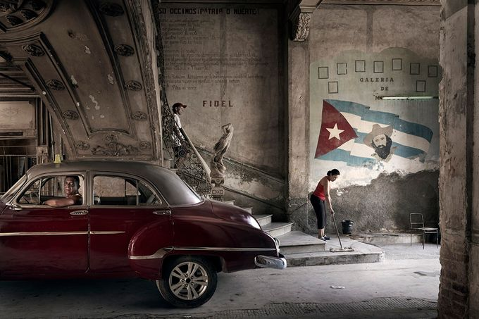 Community Spotlight: The Havana Taxi Company Story