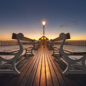 When I was starting out, I had a bit of a fixation on Penarth pier and it's amazing symmetrical lines. I must have visited it dozens of times i...