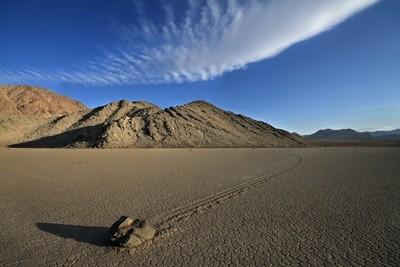 Sliding Rock Death Valley
