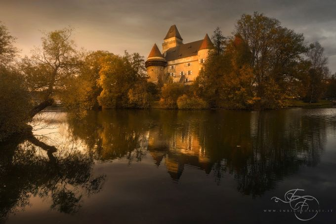 Echoes from the past  by enricofossati - Enchanted Castles Photo Contest