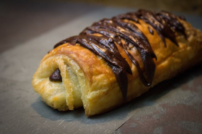 Chocolate Croissant by cottagebaker1 - Delicious Photo Contest
