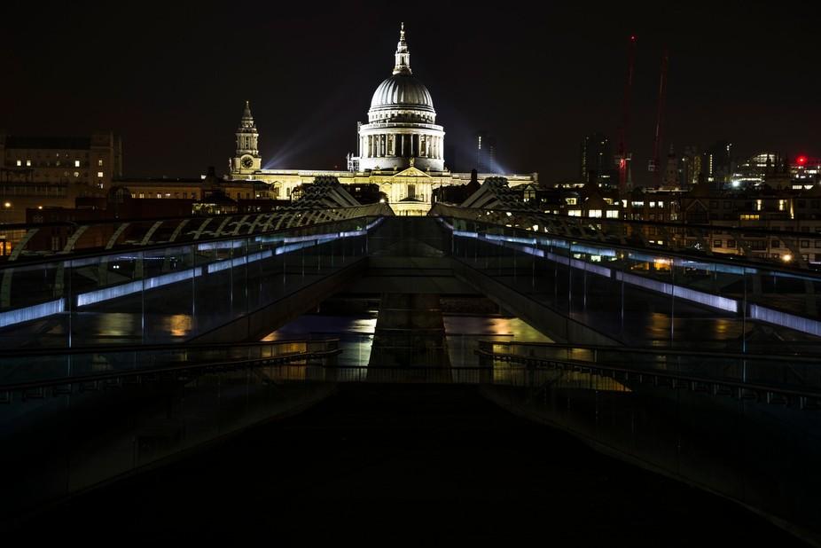 Shot in London