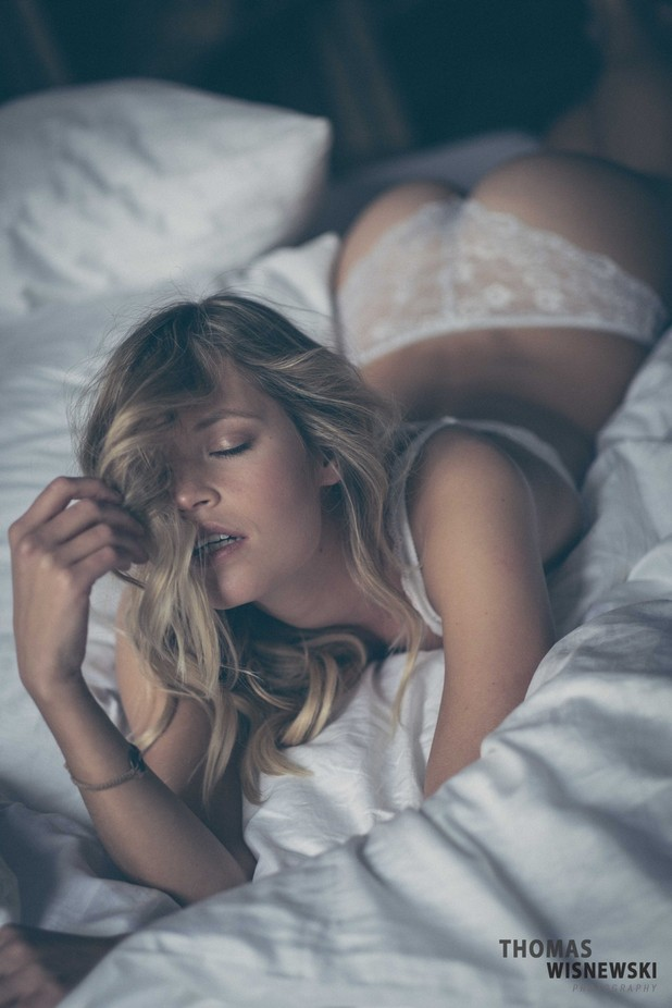 Bedtime - ThomasWisnewskiPhotography by TWPhoto - Lingerie Photo Contest