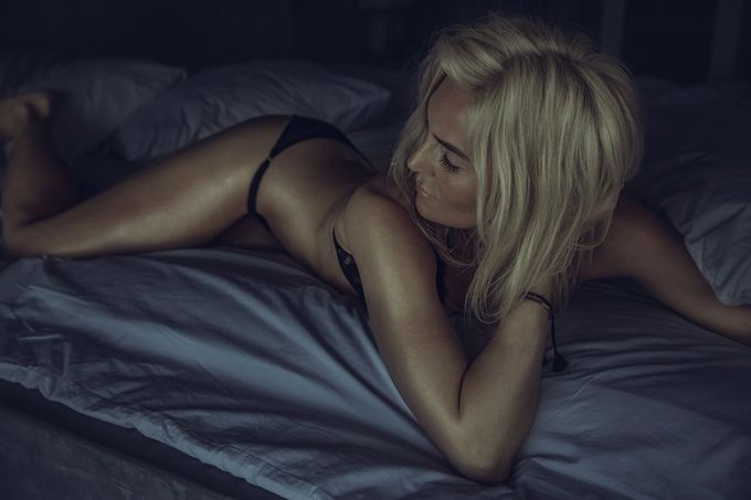 """ bedtime "" by christoferenarsson - Wearing A Bikini Photo Contest"