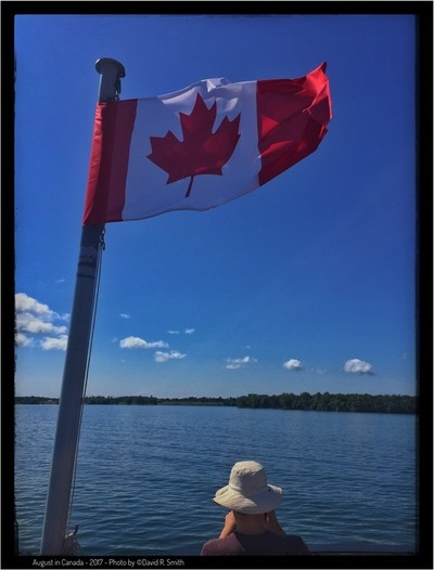 August in Canada - A Daily photo by David R. Smith
