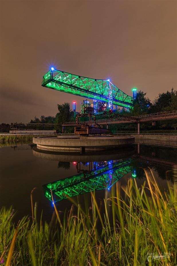 Das Krokodil 2 by Eifeltiger - Night Wonders Photo Contest