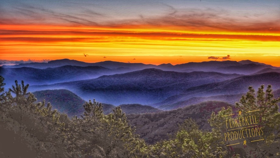 Some of my first attempts at HDR edits on sunset pictures, from gsmnp.