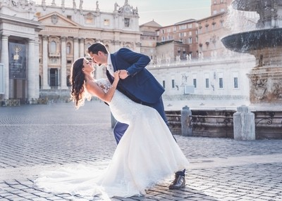 After Wedding Shooting in Rome, Italy
