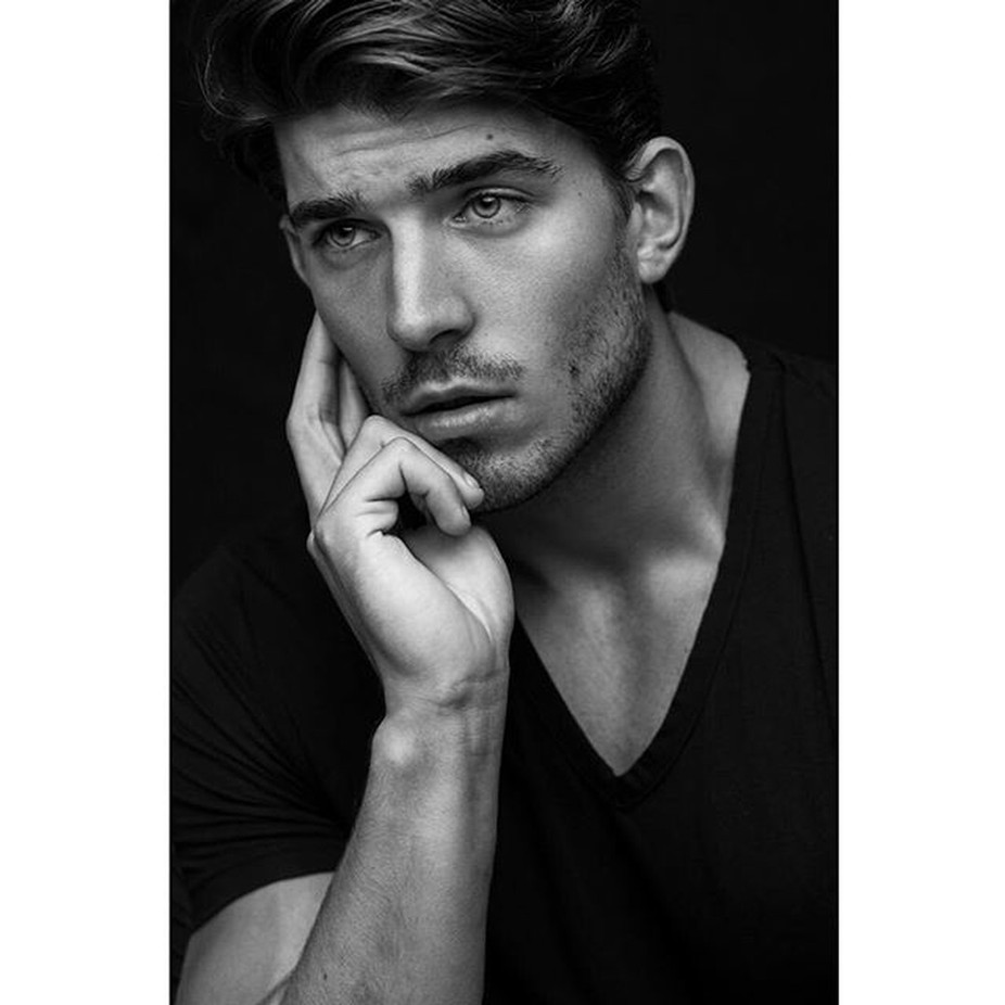 Le male: part one..#model: @payton_clarke @goodtalentmanagement @nextmodel by TatanZuleta - Male Portraits Photo Contest