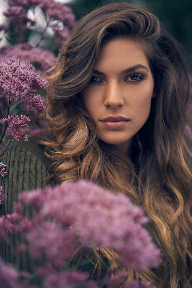 Stop and smell the flowers by danielhollister - Curls Photo Contest
