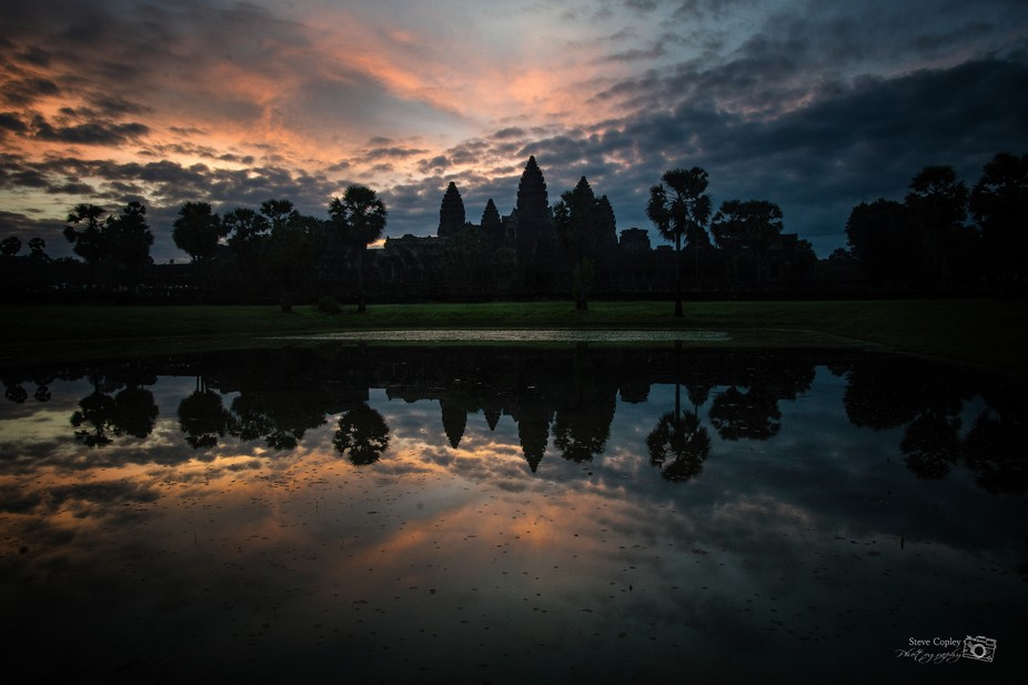 Angkor Wat @ Sunraise
