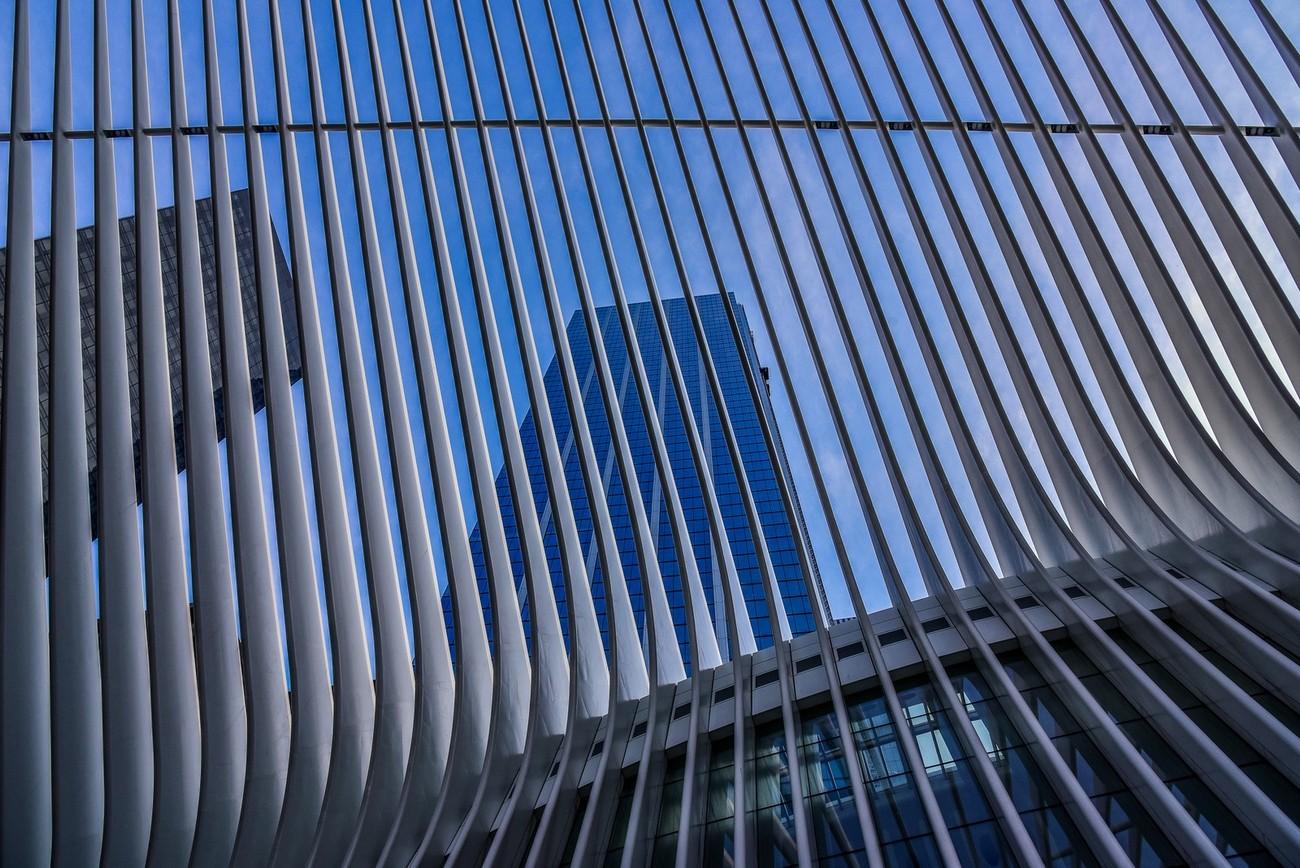 'Oculus' building wing, New-York