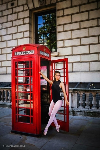 Dancer in a Phonebox